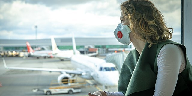 Trasporto aereo in emergenza Covid