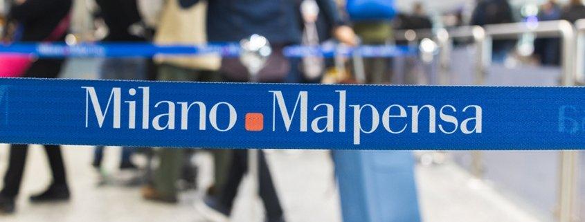 I numeri degli aeroporti di Milano