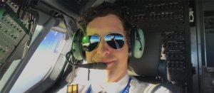 Aleesandro Boroni ex allievo Aeroclub Varese