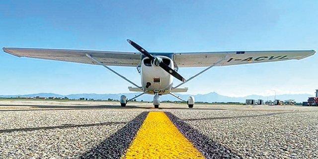 Ottieni il brevetto ora, si prevedono assunzioni di piloti