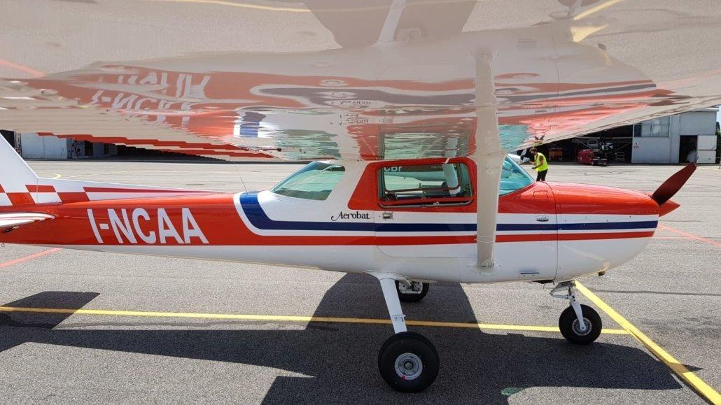 Cessna 150 Aerobat I-NCAA
