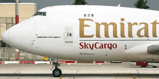 Riconoscimenti per Emirates SkyCargo