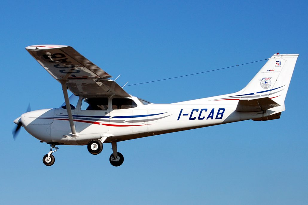 CESSNA 172 FR I-CCAB - Aeroclub Varese - Italy