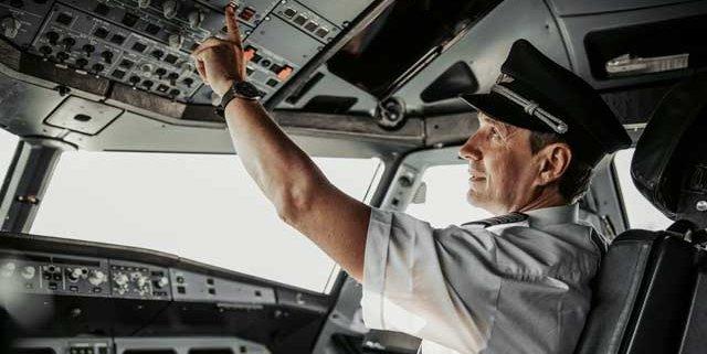 Com'è essere pilota di aerei