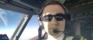 Matteo Restelli First Officer Ryanair