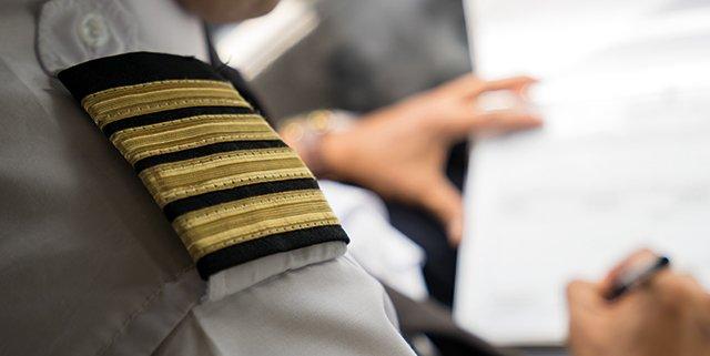 Diventare pilota di aereo nel periodo di pandemia