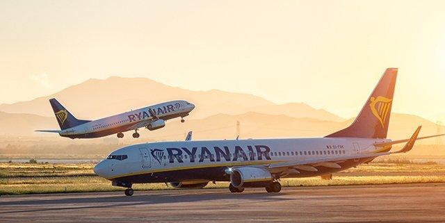 Ryanair sceglie nuovi aerei meno rumorosi e meno inquinanti