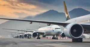 Perdite stimate per il settore dell'aviazione