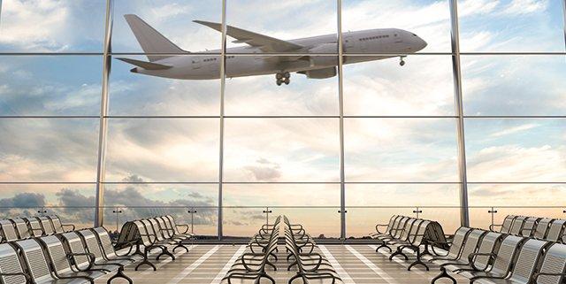 Effetti pandemia sul trasporto aereo