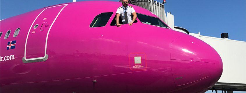 Carlo Rizzi ex allievo Aeroclub Varese