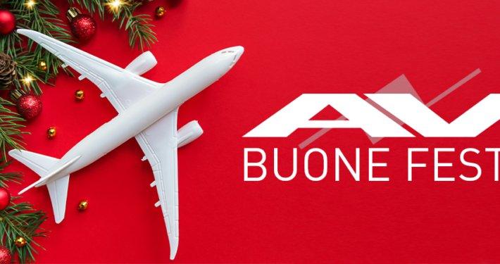 Chiusura natalizia 2020 Aeroclub Varese