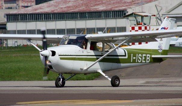 CESSNA 172 M I-ISEB - Aeroclub Varese - Italy