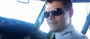 Riccardo Perini first officer Ryanair